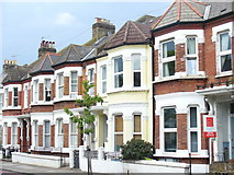 TQ2775 : Elspeth Road, Clapham by Colin Smith