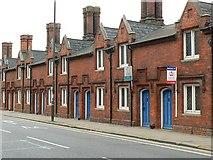 TL0450 : Almshouses, Dame Alice Street, Bedford by Rich Tea