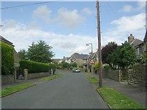 SE1421 : Lyndhurst Grove Road - Huddersfield Road by Betty Longbottom