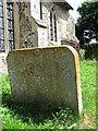 TM1897 : St Michael's church - churchyard by Evelyn Simak