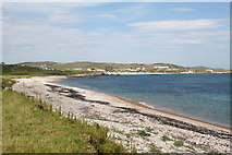 C4358 : Foreshore, looking west from Malin Well, Co. Donegal by Dr Neil Clifton