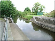 N7740 : Royal Canal west of Enfield, Co. Meath by JP
