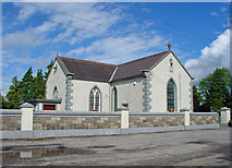 N4831 : Church near Croghan, Co. Offaly by Dylan Moore