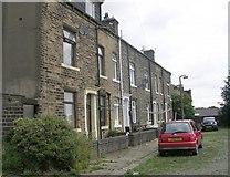 SE0824 : Mellor Terrace - Moorfield Street by Betty Longbottom