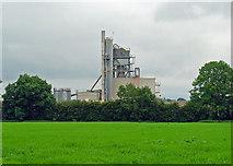 N5742 : Kinnegad asphalt plant, Co. Meath by Dylan Moore