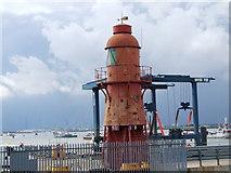 TQ6674 : Lighthouse, Gravesend by Chris Whippet