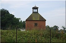 TG1908 : Dovecote, Earlham Park by N Chadwick