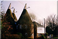 TQ6348 : Cockle Oast, Hartlake Road, Golden Green, Kent by Oast House Archive