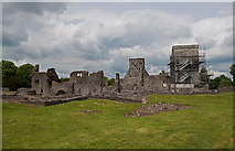 S4943 : Castles of Leinster: Kells Priory (2) by Mike Searle