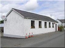 C3412 : Monreagh National School by Kenneth  Allen