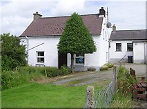 C3412 : Former school house, Monreagh by Kenneth  Allen