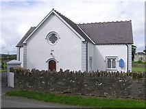 C3412 : Monreagh Presbyterian Church by Kenneth  Allen