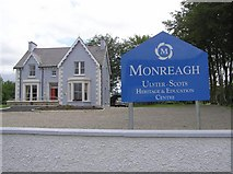 C3412 : Monreagh Ulster Scots Centre, County Donegal by Kenneth  Allen