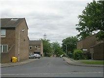 SE1527 : Wycoller Road - Huddersfield Road by Betty Longbottom