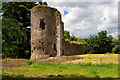 R4221 : Castles of Munster: Kilbolane, Cork by Mike Searle