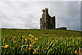 V4479 : Castles of Munster: Ballycarbery, Kerry (2) by Mike Searle