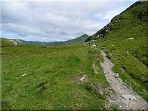 NN6240 : The Beinn Ghlas bypass path by Gordon Brown