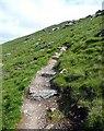 NN6241 : The Beinn Ghlas bypass path by Gordon Brown