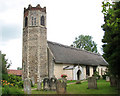 TM0691 : All Saints Church by Evelyn Simak