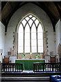 TM1192 : All Saints Church - C13 chancel by Evelyn Simak