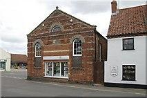 TG0738 : Holt old fire station by Kevin Hale