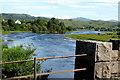 NM6768 : View of River Shiel from Shiel Bridge by Alan Morrison