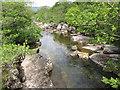 NN0936 : River Kinglass by Hugh Venables