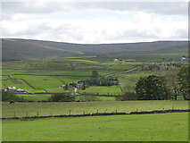 NY9038 : Pastures below Low Crooked Well (2) by Mike Quinn