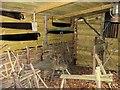 SP9314 : Woodcarvers Workshop, College Lake by Chris Reynolds