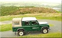 J4772 : Land Rover, Scrabo near Newtownards by Albert Bridge