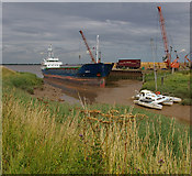 TA0623 : Barrow Haven - Old Ferry Wharf by David Wright