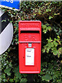 TM3861 : Bigsby's Corner  Postbox, by Adrian Cable