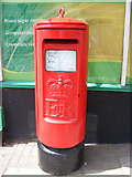 TM3863 : Co-op 7 High Street Postbox by Adrian Cable