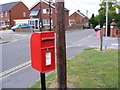 TM3863 : St.Johns Road Postbox by Adrian Cable