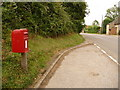 ST7816 : Hinton St. Mary: postbox № DT10 164 by Chris Downer