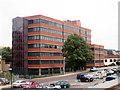 TQ7567 : Office Block on Best Street by Oast House Archive