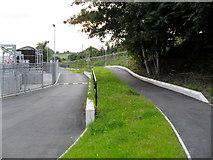 J1953 : Lurgan Road Entrance to Town Park by Dean Molyneaux