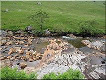 NN0633 : River Noe by Hugh Venables