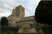SP7006 : St Mary's Church in Thame by Steve Daniels