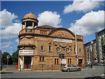 SJ8298 : Salford Cinema by Sue Adair