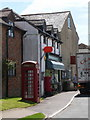 SY8084 : Winfrith Newburgh: post office, postbox № DT2 135 and phone by Chris Downer