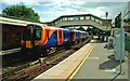 SU7239 : South West Trains EMU train 450 103 at Alton Station by P L Chadwick