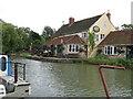 ST9361 : The Barge Inn,   Seend Cleeve. by Derek Voller
