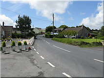 SM9611 : Main Road, Maddox Moor by Peter Whatley