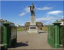 NS3321 : Wellington Square Gardens, Ayr by wfmillar