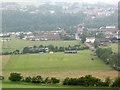 NU0027 : Wooler cricket ground (2) by Stephen Craven