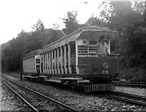 SC4384 : Southbound from Laxey by Dr Neil Clifton