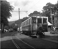 SC4384 : Winter Saloon at Laxey by Dr Neil Clifton
