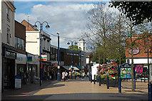 SO9496 : Church Street, Bilston by Row17