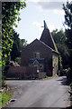 TQ8959 : Bexon Manor Oast, Hawks Hill Lane, Bredgar, Kent by Oast House Archive